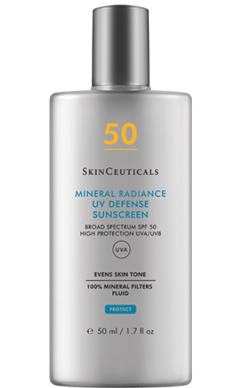 MINERAL RADIANCE UV DEFENSE SPF 50